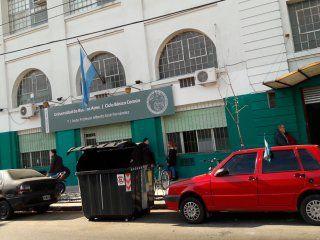 Varias denuncias son de alumnas que asisten a la sede de Ramos Mejía