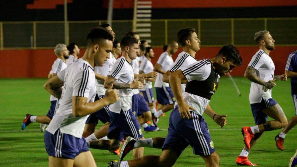 Preocupación en la Selección argentina: Andrada y Pereyra, lesionados