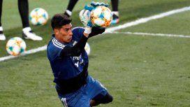 Esteban Andrada fue desafectado de la Selección de cara a la Copa América: lo reemplazará Juan Musso