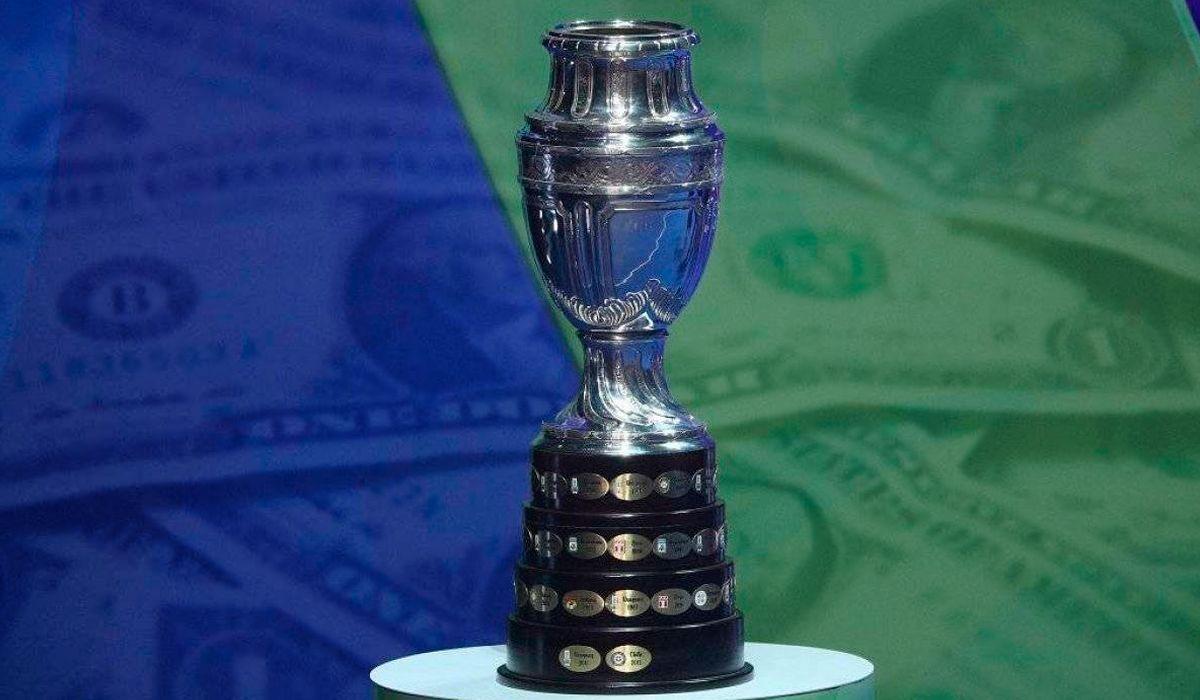Los premios que reparte la Copa América de Brasil que comienza este viernes