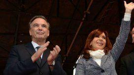 Miguel Ángel Pichetto se mostró dispuesto a hacer un debate público con Cristina Kirchner