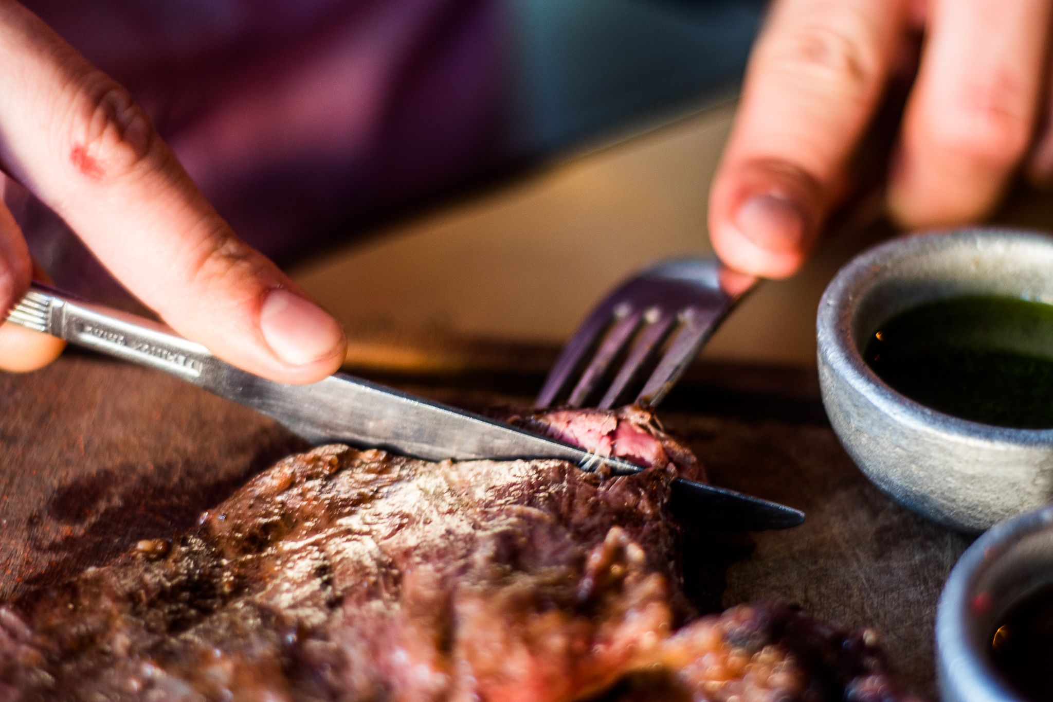 Cinco opciones para comer afuera en el Día del Padre