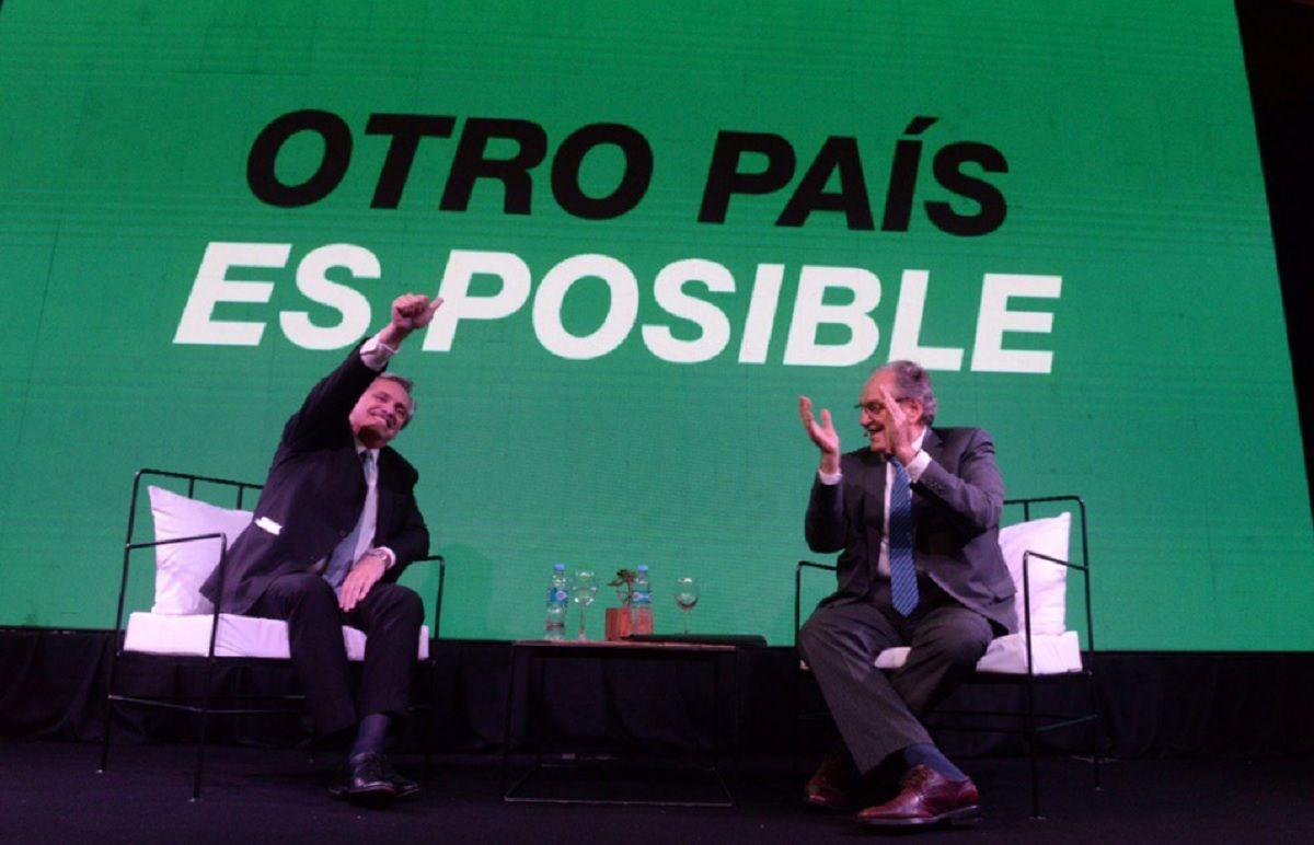 Alberto Fernández: Estamos virtualmente en default, eso no quiere decir que no vamos a pagar la deuda