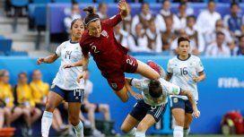 Las chicas argentinas buscan el sueño de los octavos de final frente a Escocia