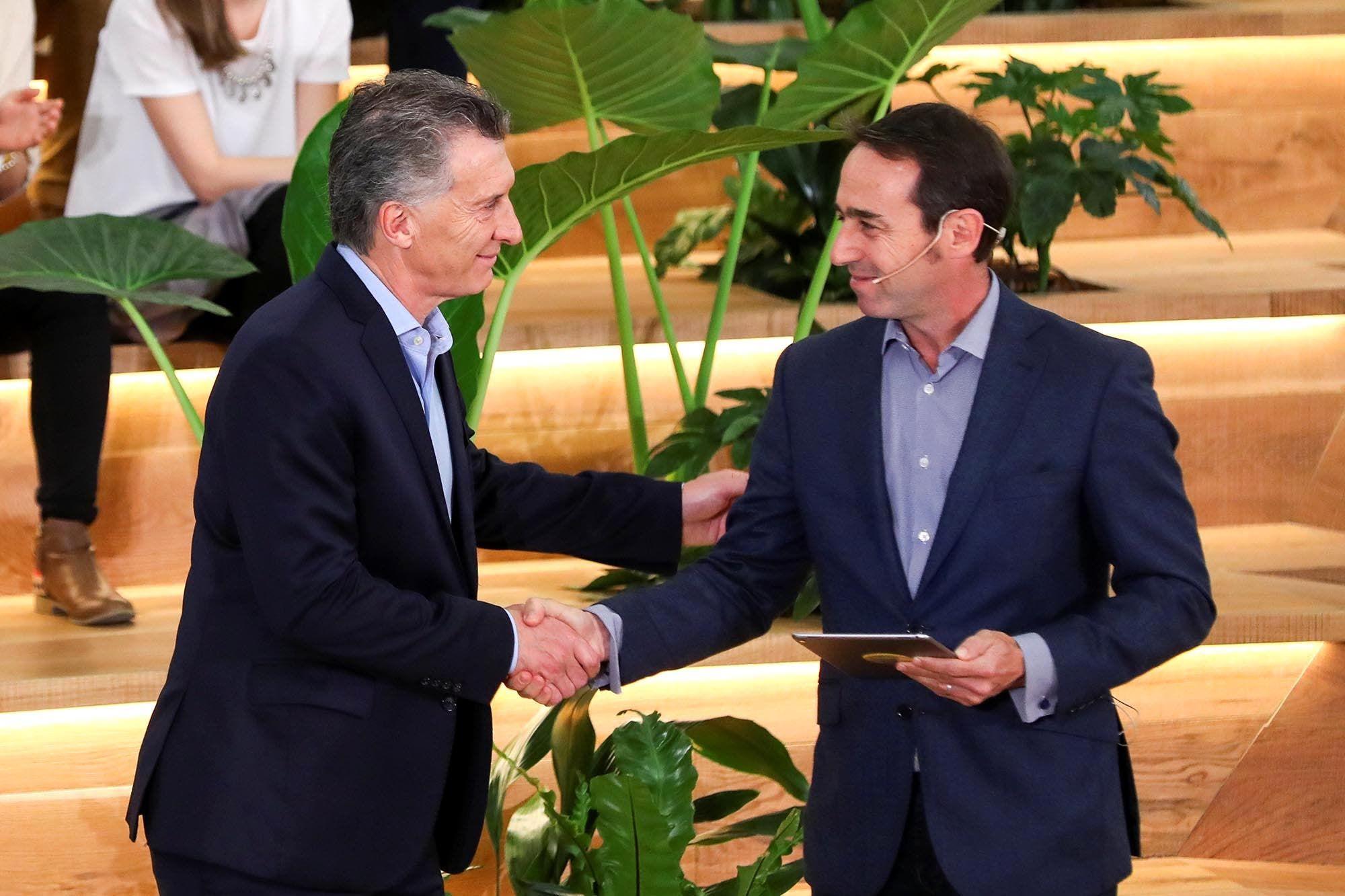 El CEO de Mercado Libre visitó a Alberto Fernández: Fue muy constructivo