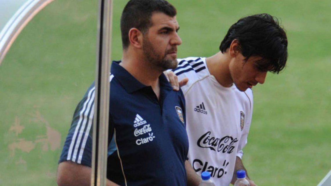 Las lesiones complicaron la carrera de Oscar Ustari
