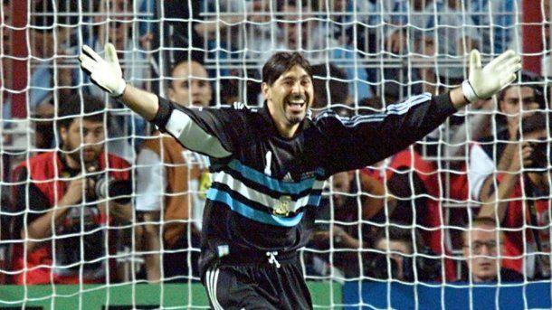 Roa era uno de los mejores del mundo cuando dejó el fútbol y se alejó de la Selección
