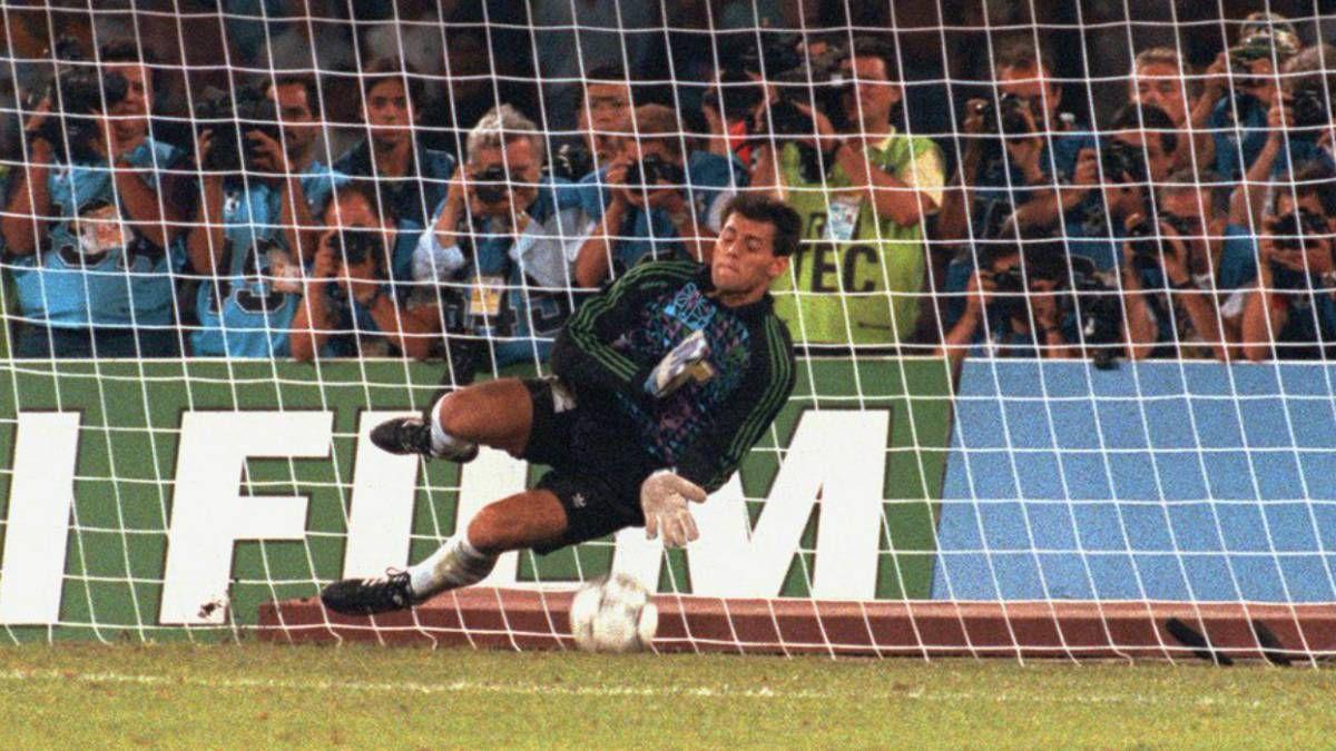 Desde México 86 a la Copa América Brasil 2019: la maldición de los arqueros