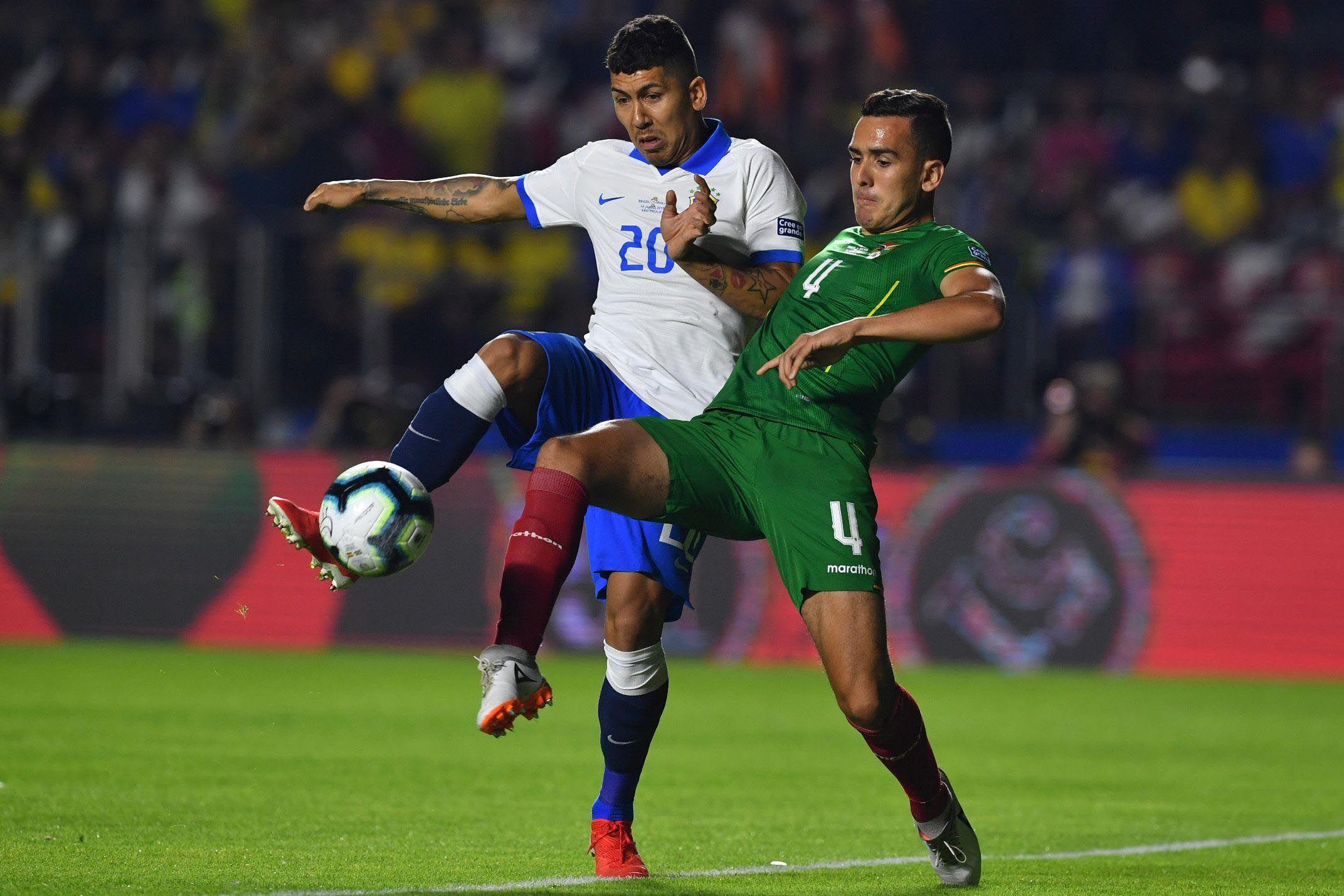 Brasil vs. Bolivia