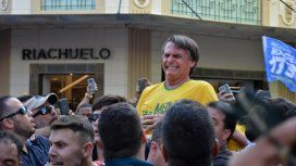 Así atacaban al ahora presidente de Brasil Jair Bolsonaro
