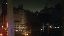 Apagón en casi todo el país: el Gobierno anuncia que la luz volverá en algunas horas