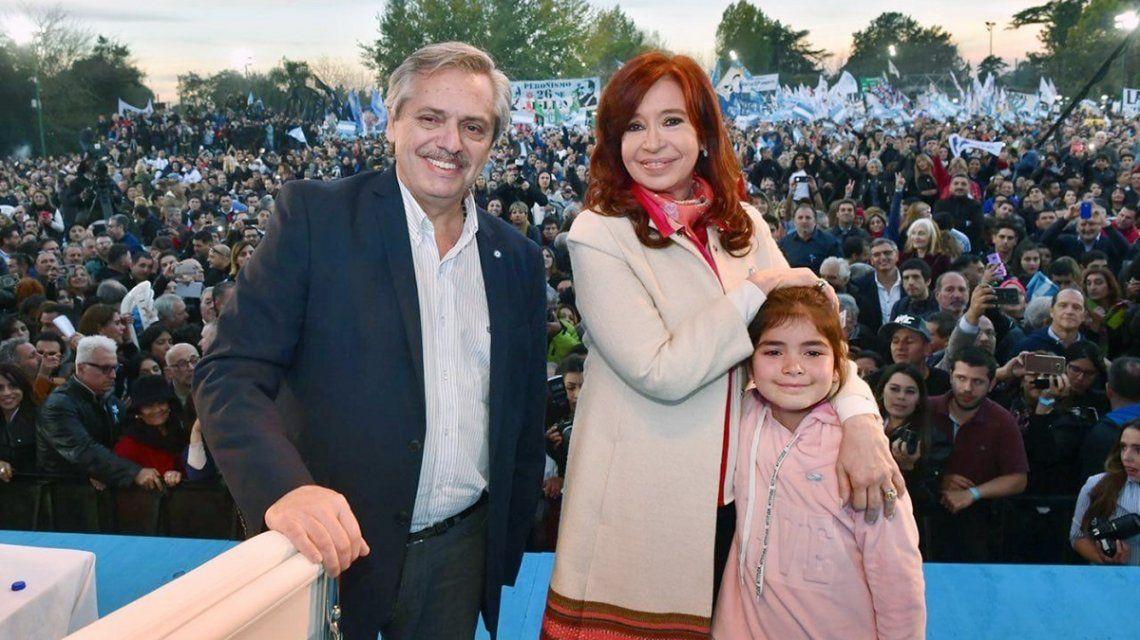 Alberto Fernández: Cristina no es chorra ni ladrona, estoy seguro de lo que digo