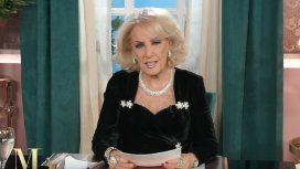 El meaculpa de Mirtha Legrand por pedir el aplauso a Los Nocheros
