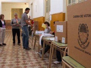 Elecciones en Santa Fe