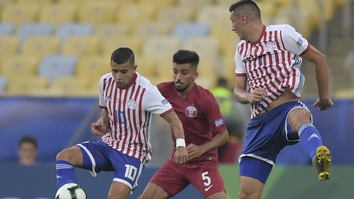 Empató Paraguay y Argentina quedó última en la Copa América