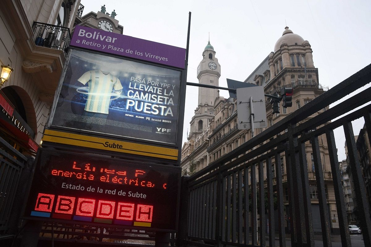 Unos 27 mil usuarios siguen sin luz en la Ciudad y el Conurbano tras el apagón del domingo