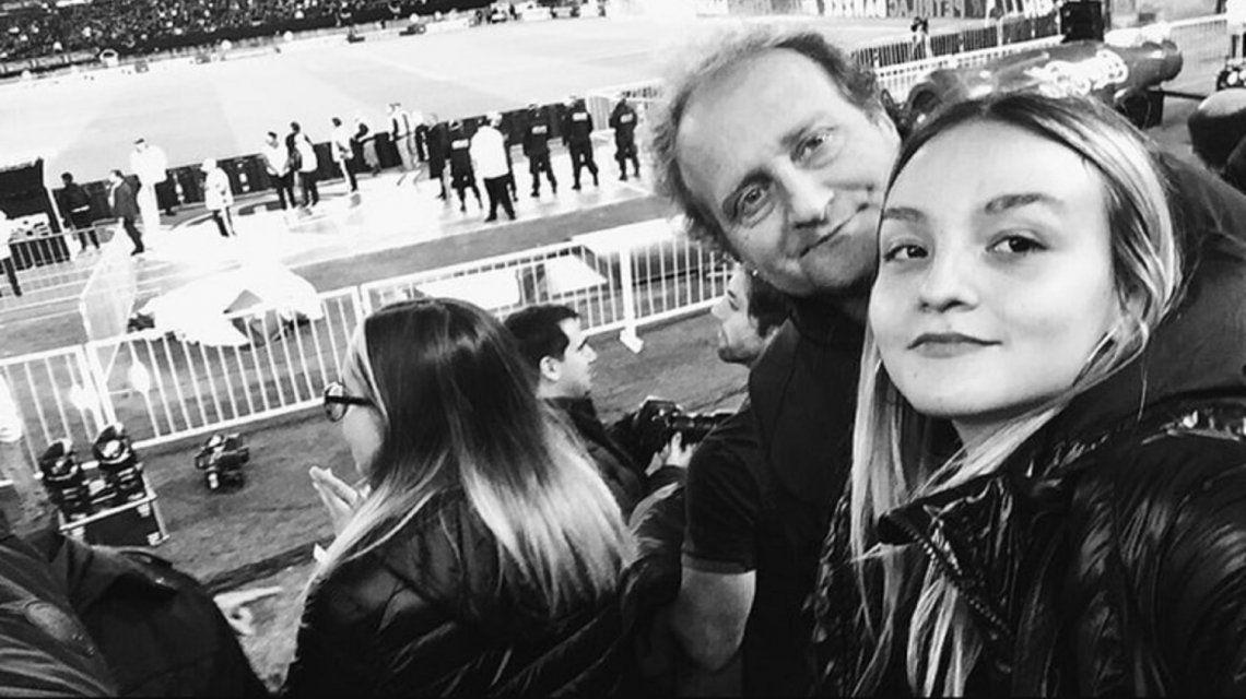 Te extraño, te amo y te necesito tanto: el desgarrador mensaje de la hija de Sergio Gendler