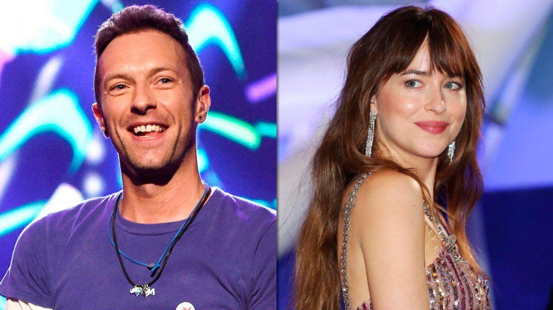 Se separaron Chris Martin y Dakota Johnson porque ella no desea ser madre