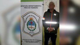 Detuvieron al presunto organizador del crimen de María Caccone