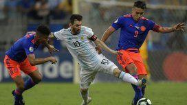 Tras la decepción en el debut, los cambios que piensa Scaloni en Argentina