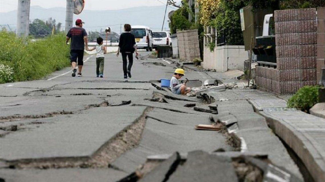 Alerta de tsunami en Japón después de un sismo de 6,8 de magnitud