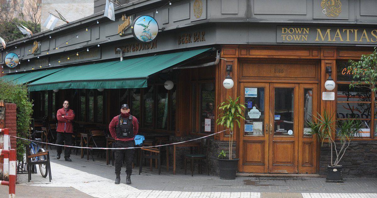 Murió el dueño de Down Town Matías cuando revisaba la instalación eléctrica de su bar