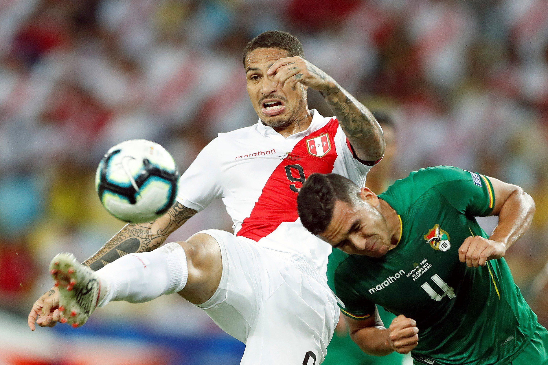 Perú reaccionó a tiempo y superó a Bolivia en Río de Janeiro
