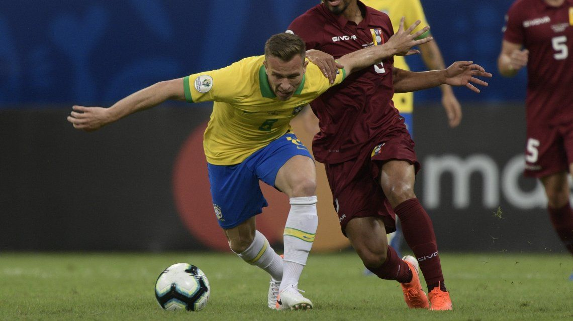 Copa América: Brasil empató con Venezuela por el VAR y deberá definir con Perú