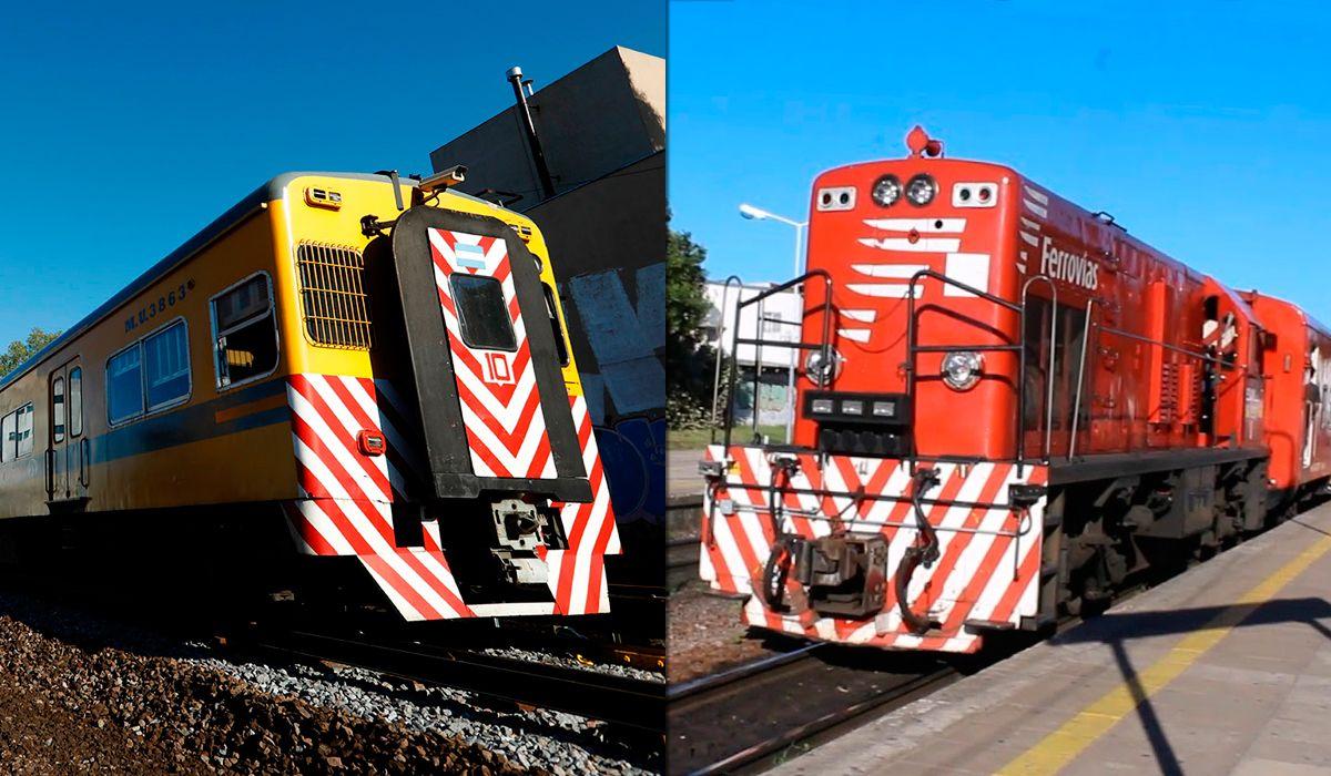 El Gobierno llamó a licitación para concesionar los trenes Belgrano Norte y Urquiza