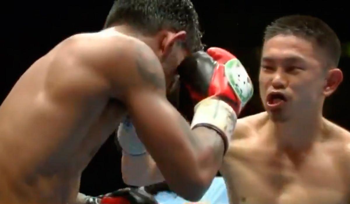 Boxeo: el KO de Kazuto Ioka contra Aston Palicte