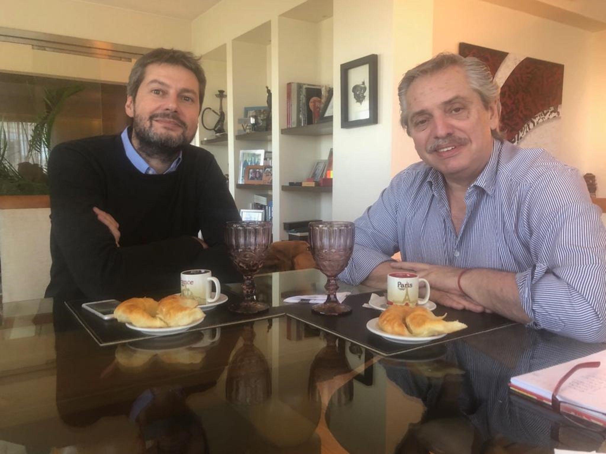 Matías Lammens será candidato a jefe de Gobierno porteño por el Frente de Todos.