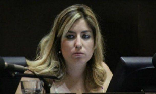 Lucía Portos, diputada bonaerense