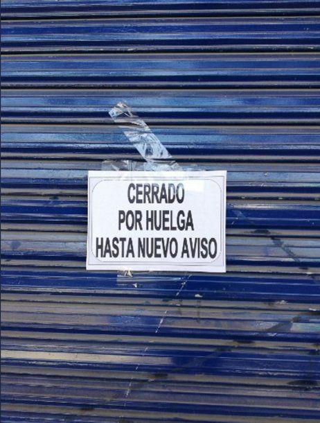 Supermercado Emilio Luque - Crédito: @Vero_Tolaba