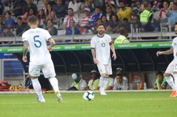 Selección Argentina - Crédito: @Argentina