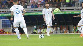 Selección Argentina - Crédito:@Argentina