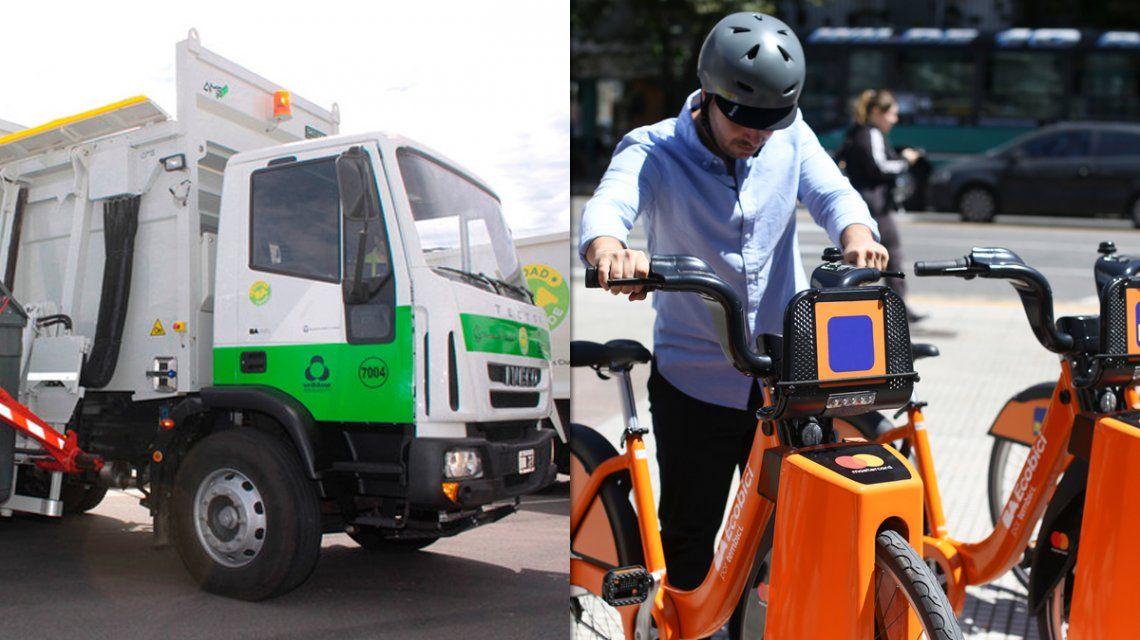 Así funcionan los servicios públicos en la Ciudad en este feriado por el 20 de junio