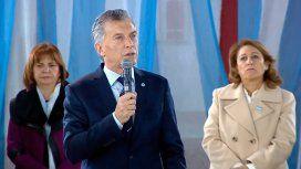 Macri encabezó el acto por el Día de la Bandera en Rosario: Tienen un Presidente comprometido a dar batalla a las mafias
