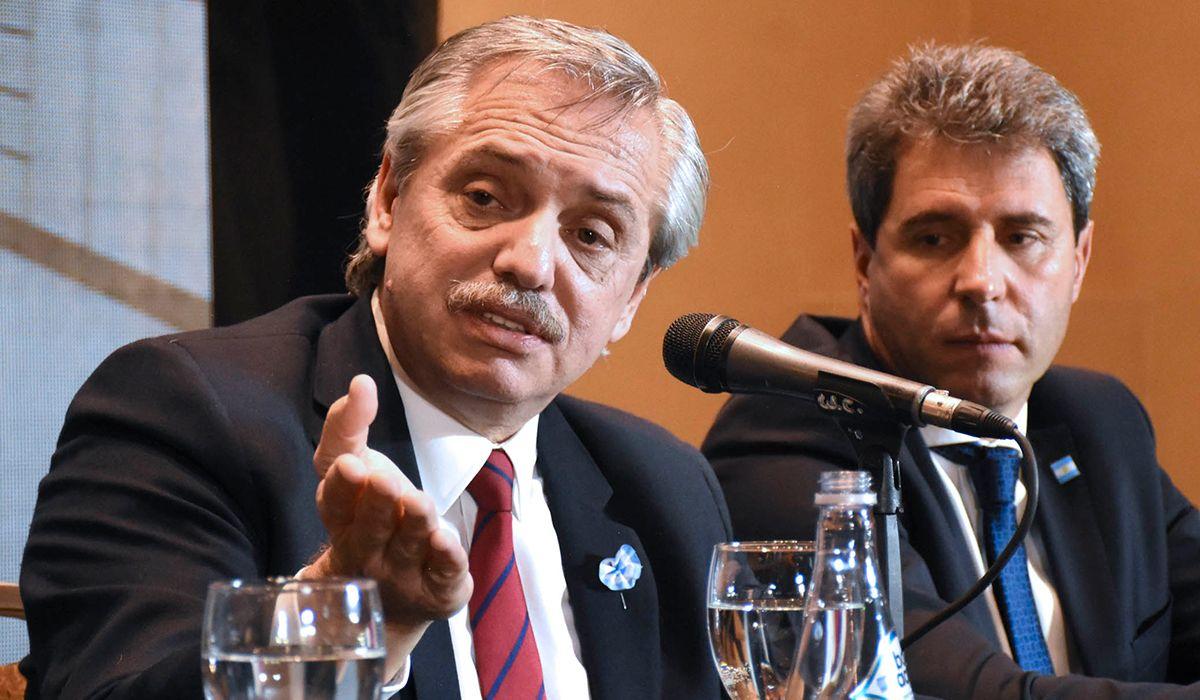 Alberto Fernández: Sé como se sale de esto, ya estuve en un laberinto similar