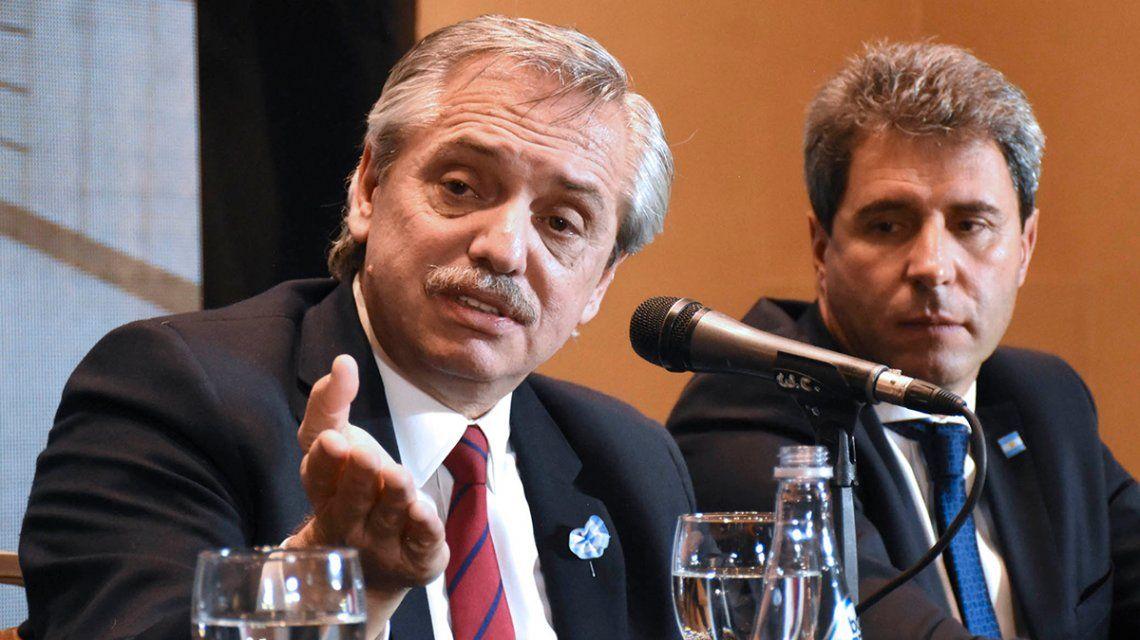 Alberto Fernández se reúne este jueves con funcionarios del FMI