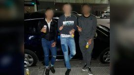 Cayó La Banda de los Peques, un grupo de ladrones de 15 años