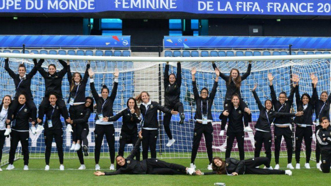 Ellas hicieron historia: así fue el paso de la Selección argentina por el Mundial Francia 2019