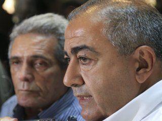 Carlos Acuña y Héctor Daer