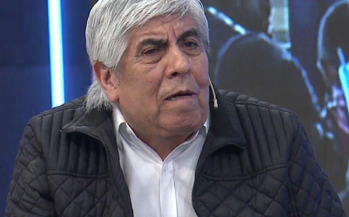 Tras el ataque de Macri, Hugo Moyano se defendió: No vamos a permitir la reforma laboral