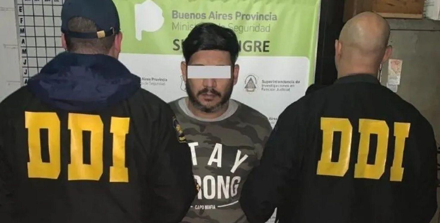 El hombre de 33 años fue detenido acusado de violar a una adolescente de 18 años