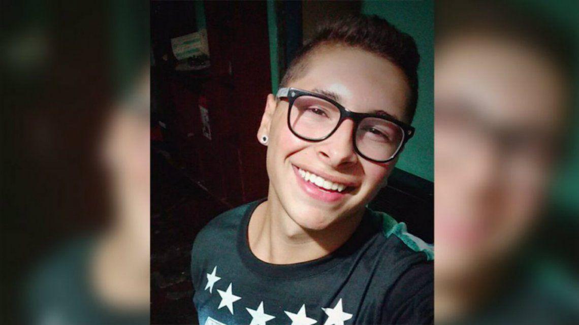Ismael Paredes tenía 20 años