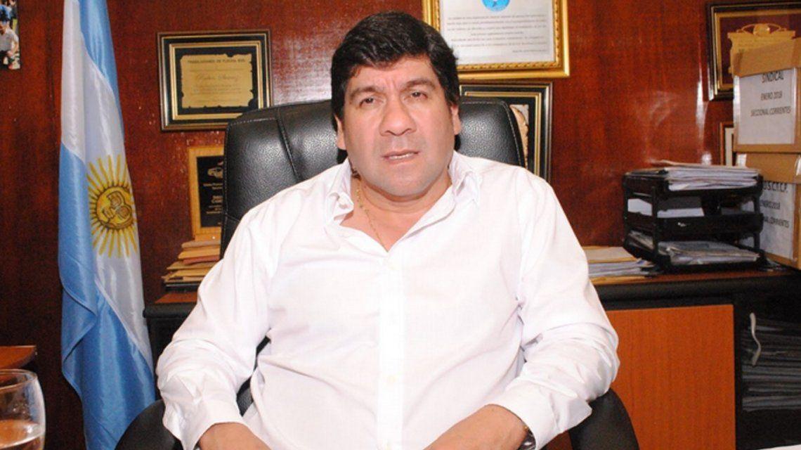 Encontraron muerto a Rubén Suárez, secretario general de la UTA Corrientes