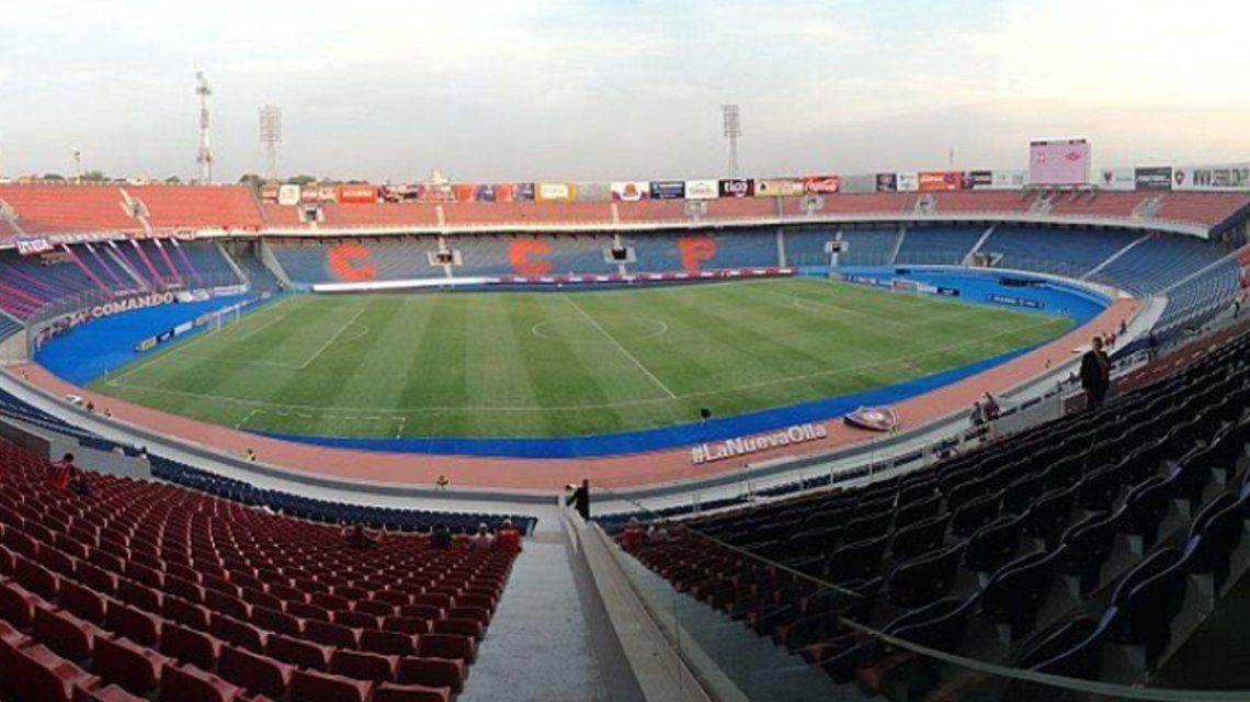La final de la Copa Sudamericana cambia de estadio: ¿dónde se jugará?