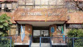 El descargo del Saint Trinneans School
