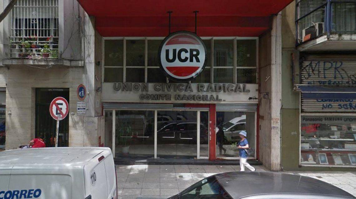 Por primera vez desde la creación de la UCR, no habrá radicales en las fórmulas presidenciales