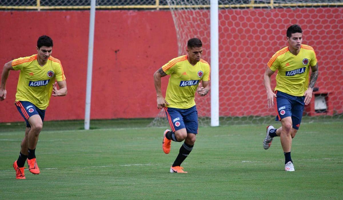 Colombia vs Paraguay por el Grupo B de la Copa América: horario, formaciones y TV